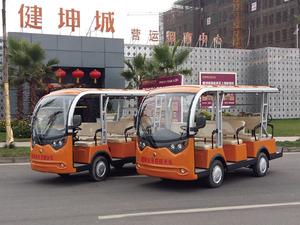 11人座旅游观光车
