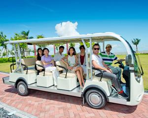 14人座旅游观光车