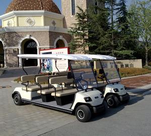 8人座高尔夫观光车